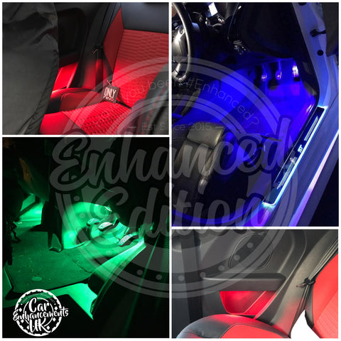 #Enhanced Permanent Footwell Kit