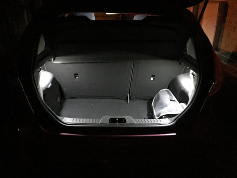 Enhanced Edition Double Boot Light Upgrade - Car Enhancements UK