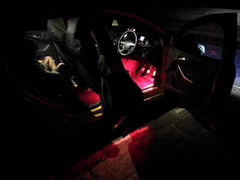 #Enhanced Edition Footwell Kit (Front & Rear)
