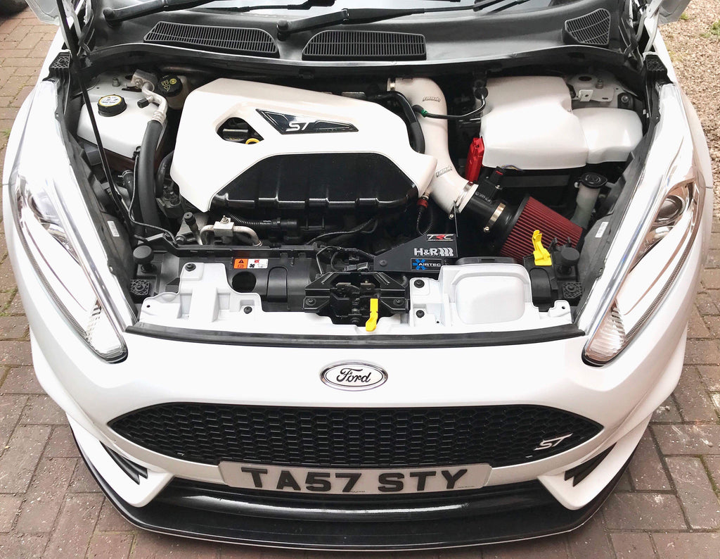 180/200 ST Fiesta C:Performance Primary Induction Hose - Car Enhancements UK