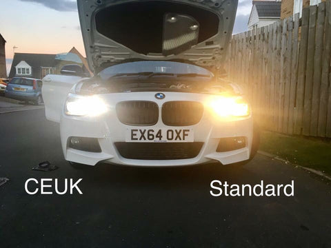 BMW 1 Series F20 116i Full Upgrade Kit - Car Enhancements UK