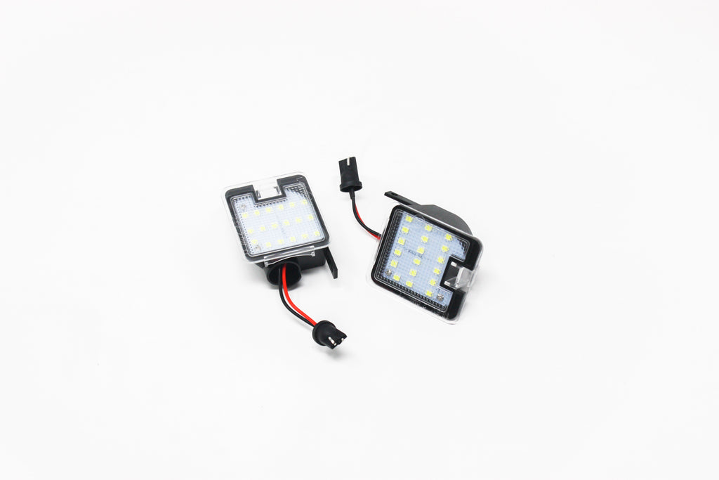 BriteVue Mirror Puddle Light Unit Replacement (MK2 & 3 Focus) - Car Enhancements UK