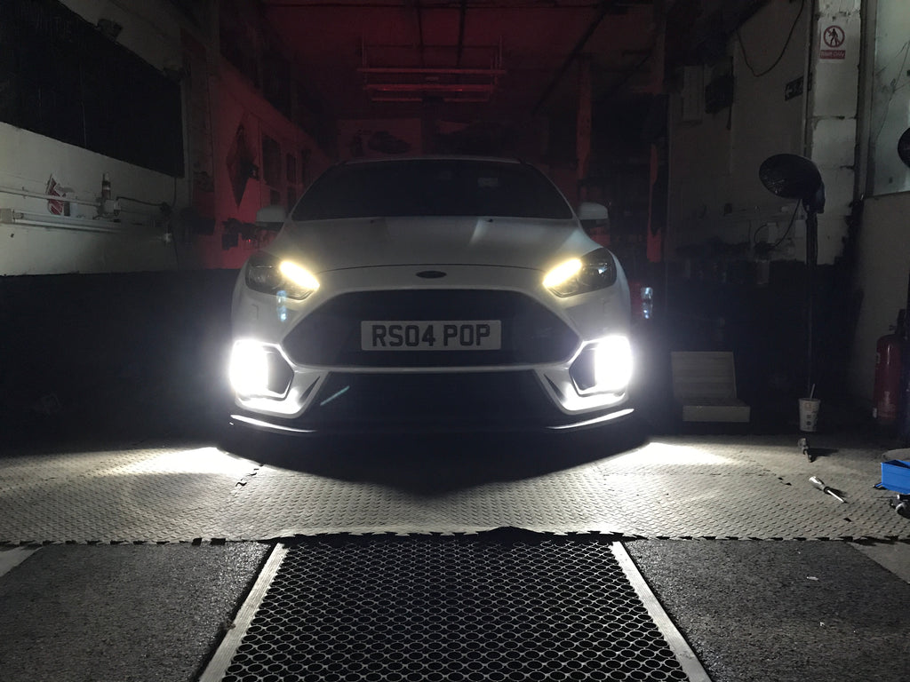#Enhanced Edition LED H8/11 Fog Unit - Car Enhancements UK