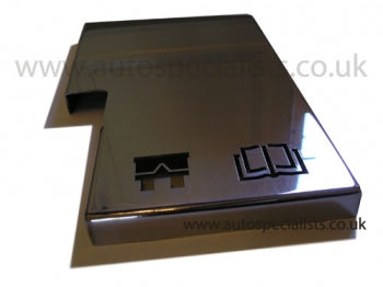 AutoSpecialists Fuse Box Cover with Logo for Mk2 Focus - Car Enhancements UK