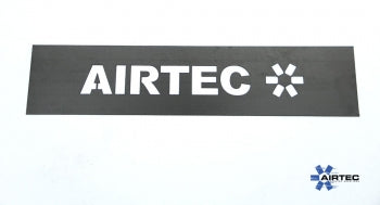 AIRTEC Intercooler Stencil - Car Enhancements UK