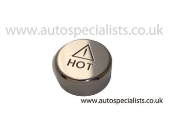 AutoSpecialists Cap with HOT! Logo for Bailey's Header Tank - Car Enhancements UK