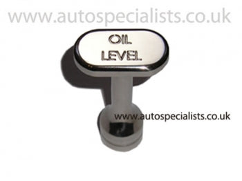 AutoSpecialists Dipstick Handle - Large for Mk2 Focus and Cosworth - Car Enhancements UK