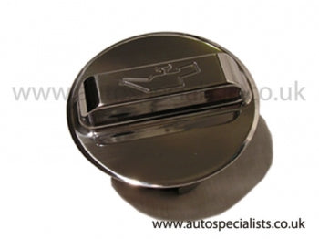 AutoSpecialists Oil Filler Cap with Logo for Mk2 Focus - Car Enhancements UK