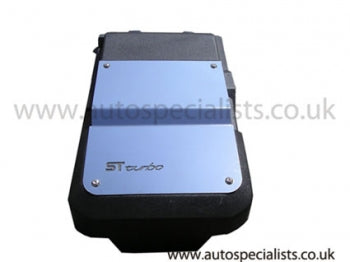 AutoSpecialists Battery Cover Top Trim with Logo for Mk2 Focus - Car Enhancements UK
