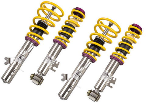 Fiesta ST 180 - KW Coilover Variant 3 inox - Car Enhancements UK