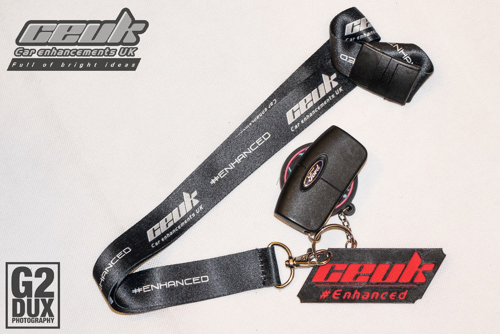 CEUK #Enhanced Lanyard - Car Enhancements UK