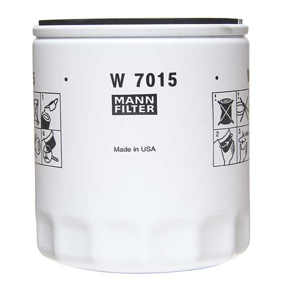 Mann Oil Filter - MK8 Fiesta 1.0 EcoBoost - Car Enhancements UK