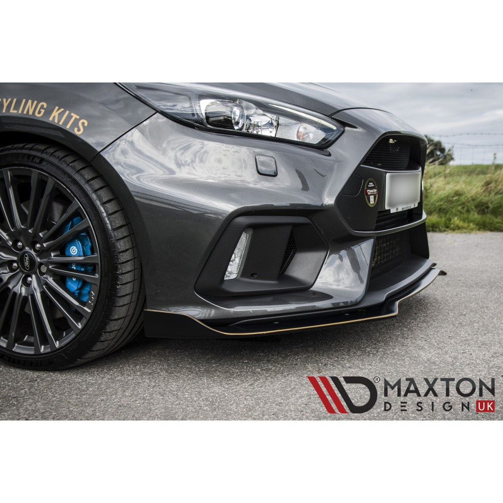 Maxton Design Aero Splitter - MK3 Focus RS - Car Enhancements UK