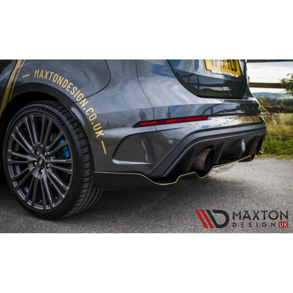 Maxton Design Aero Rear Splitter - MK3 Focus RS - Car Enhancements UK