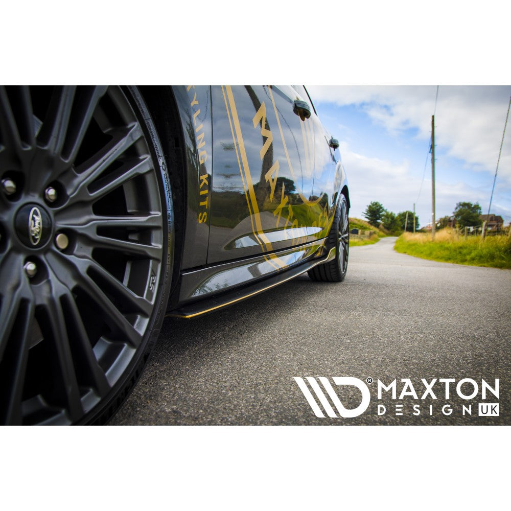 Maxton Design Aero Side Skirts - MK3 Focus RS - Car Enhancements UK