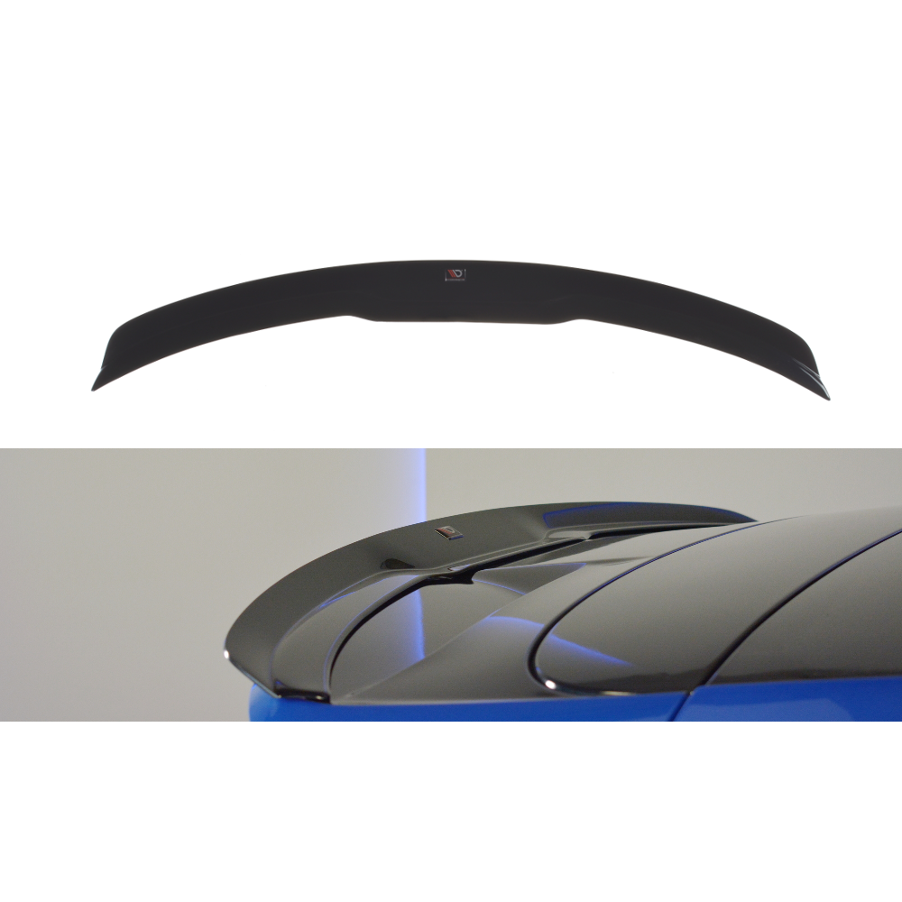 Maxton Design Ford Focus MK4 ST-Line (2018-UP) spoiler extension V.3