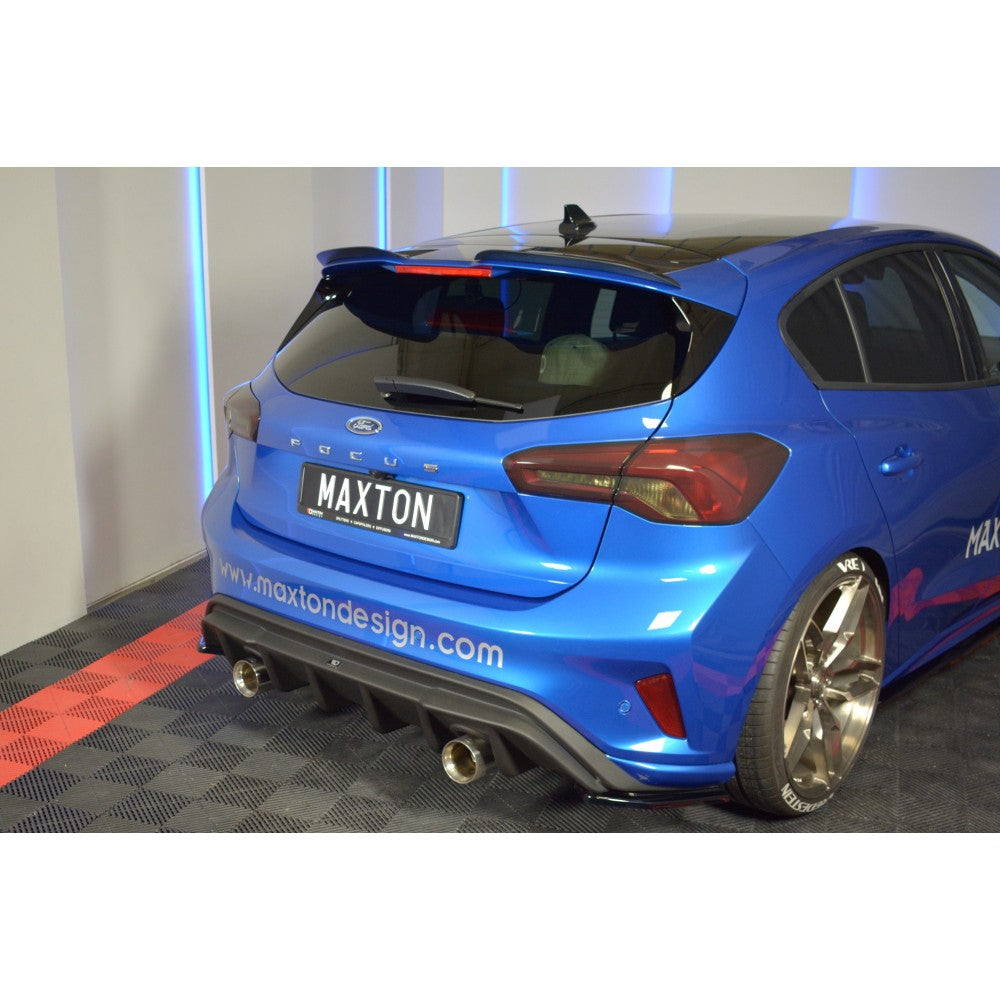 Maxton Design Ford Focus MK4 St-Line (2018-UP) Spoiler Extension V.4