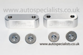 AutoSpecialists Bonnet Spacer Blocks for Mk2 Focus - Car Enhancements UK