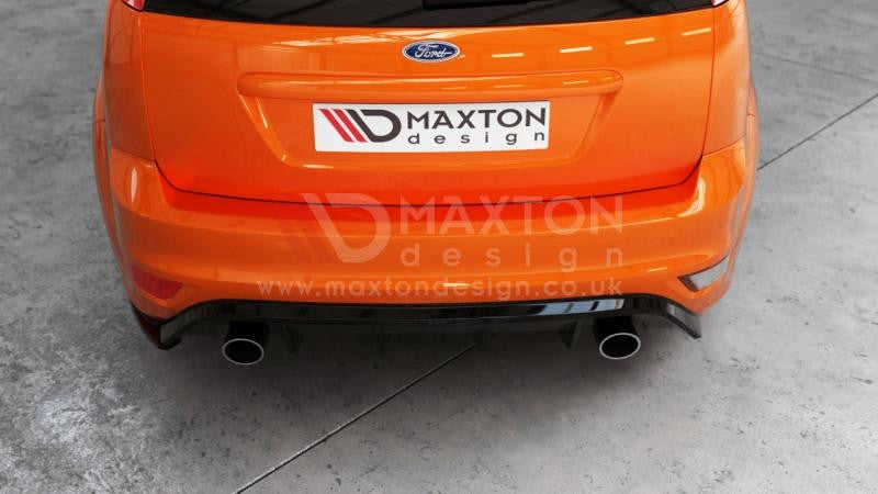 REAR SIDE SPLITTERS V.2 FORD FOCUS II ST FACELIFT