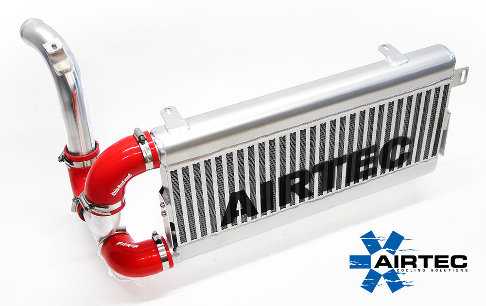 AIRTEC Stage 2 Intercooler Upgrade for Focus Mk3 1.0 EcoBoost - Car Enhancements UK