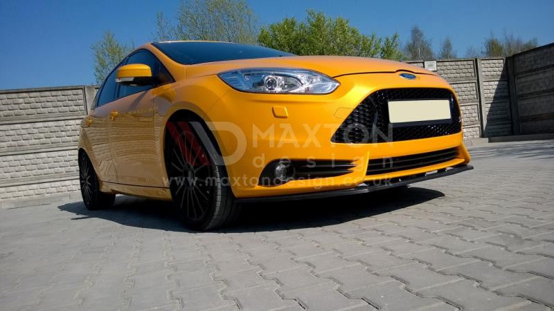 FRONT SPLITTER FOCUS MK3 ST PREFACE MODEL - Car Enhancements UK