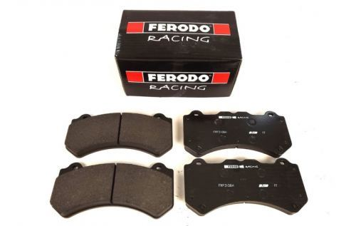 Focus RS Mk3 Ferodo DS2500 Front Brake Pad Set - Car Enhancements UK