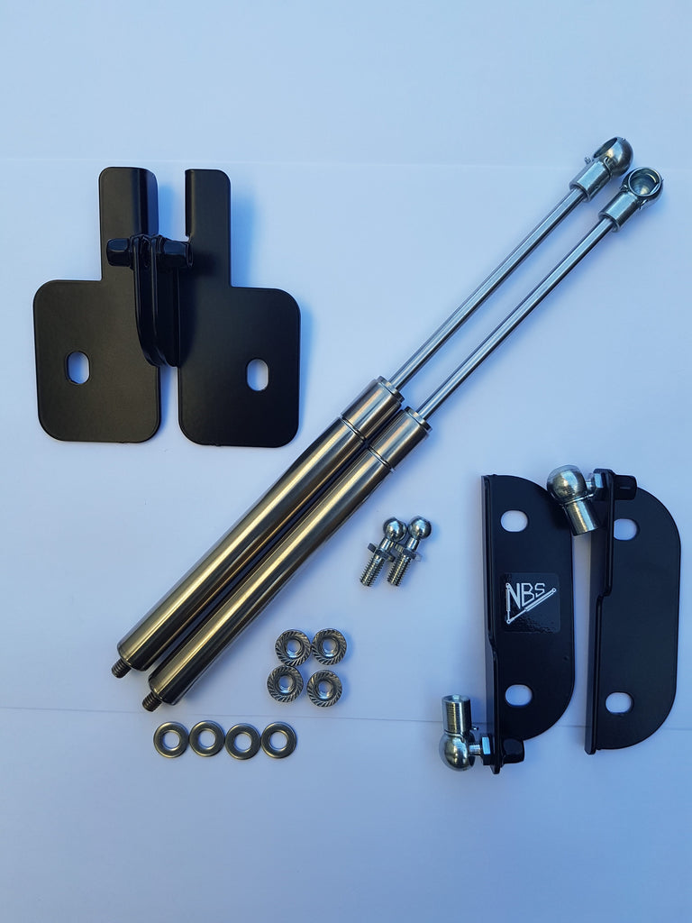 Focus MK3 Bonnet Strut KIt - Car Enhancements UK