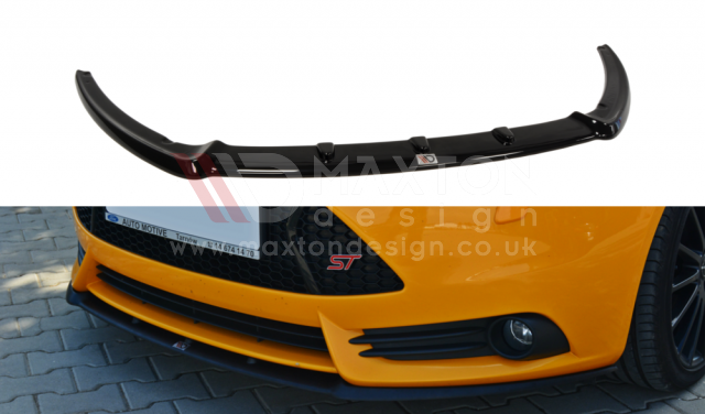 FRONT SPLITTER FORD FOCUS MK3 ST (CUPRA) PREFACE MODEL