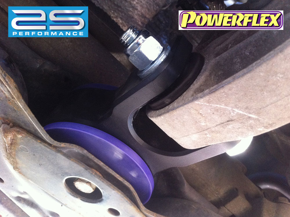 AIRTEC Motorsport Billet Alloy Gearbox Torque Mount Upgrade with Fast Road or Track/Race Polyurethane Bush Inserts - mk2/3 focus - Car Enhancements UK