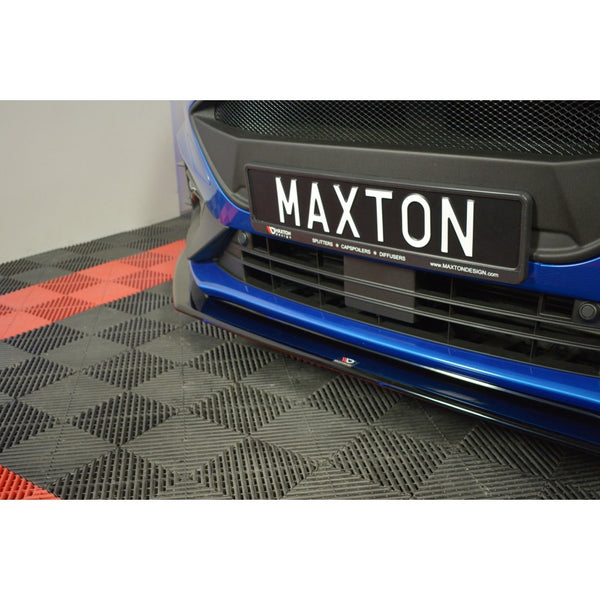 Maxton Design Ford Focus Mk4 St Line 2018 Up Front