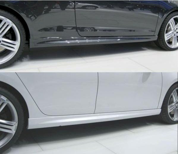 Side skirts Golf MK5 & Golf MK6 (3 Door) (R20 Look) - Car Enhancements UK