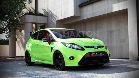 FRONT BUMPER FORD FIESTA MK7 (FOCUS RS LOOK) - Car Enhancements UK