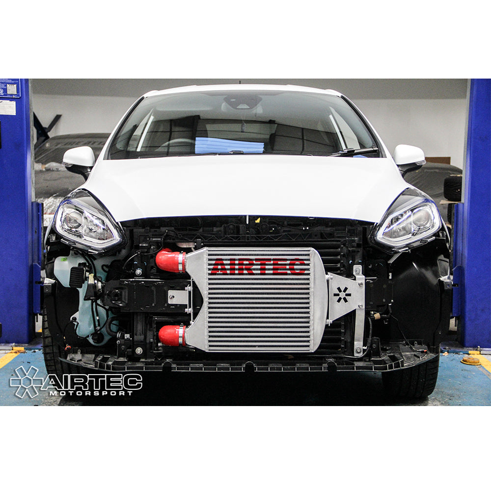 AIRTEC Motorsport front mount intercooler for Fiesta MK8 1.0 EcoBoost ST-Line - Car Enhancements UK