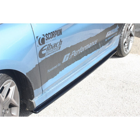 Maxton Design MK8 Fiesta Side Skirt Splitters ST & ST-Line - Car Enhancements UK