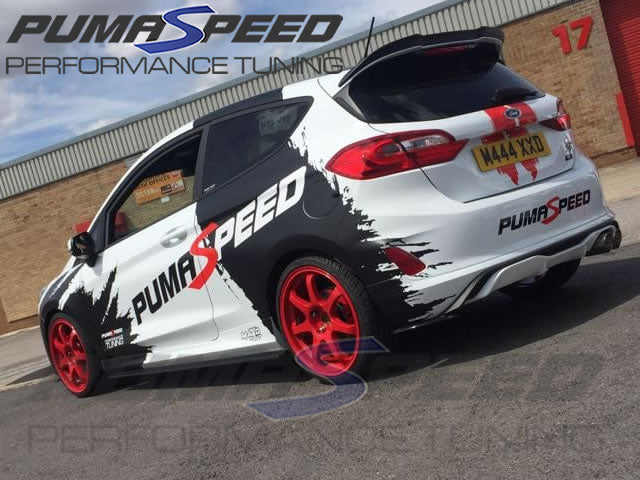 MK8 Fiesta ST - Eibach Redline Special Edition Lowering Springs - Car Enhancements UK