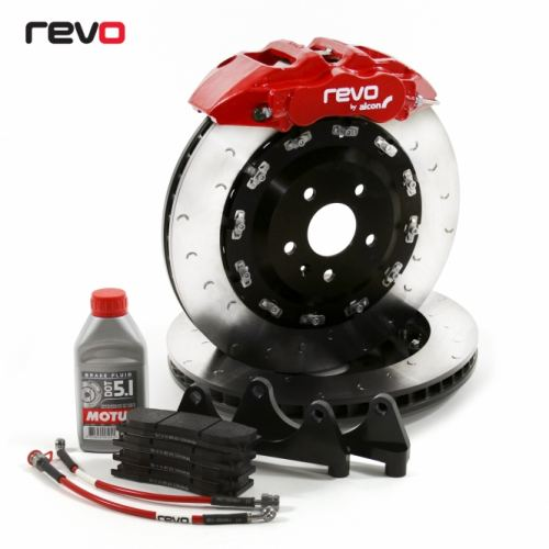 Revo Alcon Focus Mk3 ST Brake Kit - Car Enhancements UK