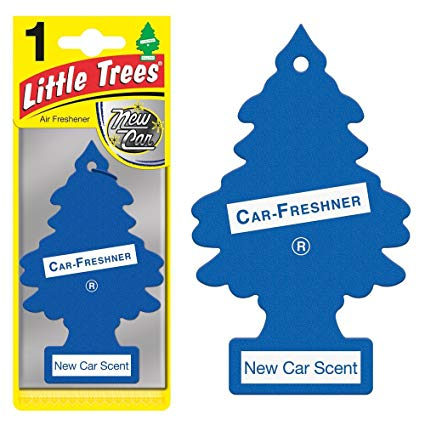 Little Trees Hanging Air Freshener New Car Smell - Car Enhancements UK
