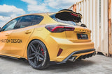 MAXTON REAR FLAPS FORD FOCUS ST MK4 (2019-) - Car Enhancements UK