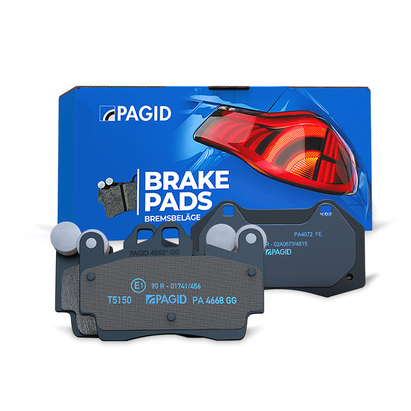 MK7 Golf R - Pagid Brake Pads