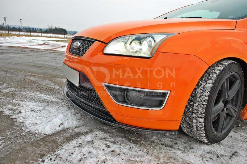 FRONT SPLITTER FORD FOCUS II ST PREFACE MODEL (VER. 2)