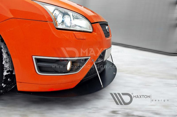 FRONT RACING SPLITTER FORD FOCUS II ST PREFACE MODEL