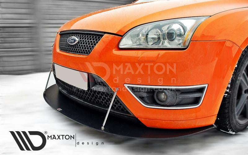 FRONT RACING SPLITTER FORD FOCUS II ST PREFACE MODEL - Car Enhancements UK