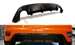 REAR VALANCE FORD FOCUS MK2 ST (PREFACE) - Car Enhancements UK