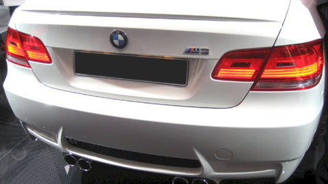 REAR SPOILER BMW 3 E92 - Car Enhancements UK