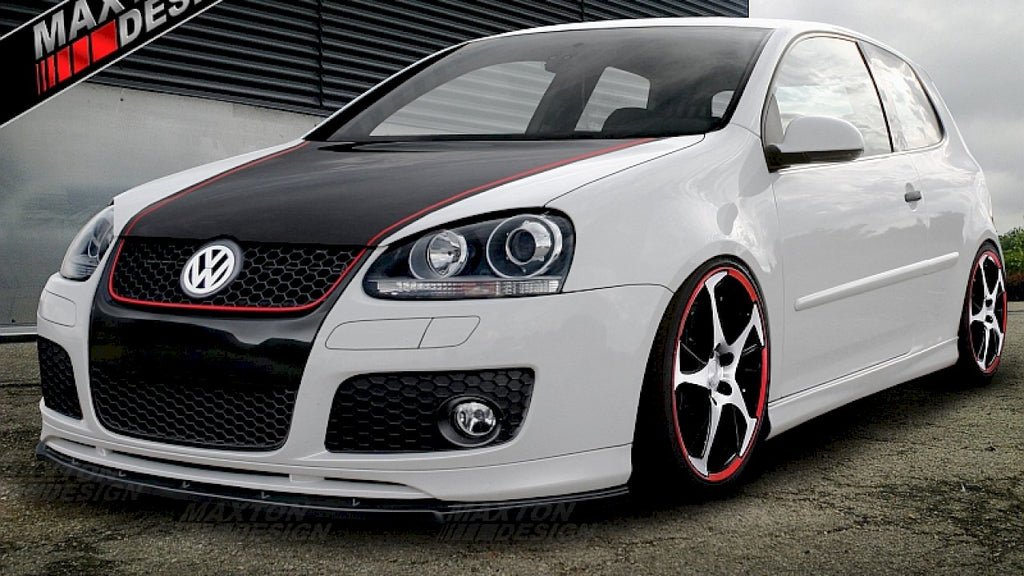 FRONT SPLITTER VW GOLF V GTI VOTEX