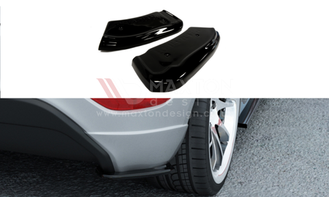 REAR SIDE SPLITTERS FORD FIESTA MK7 PRE FACELIFT STLINE / ZETEC S