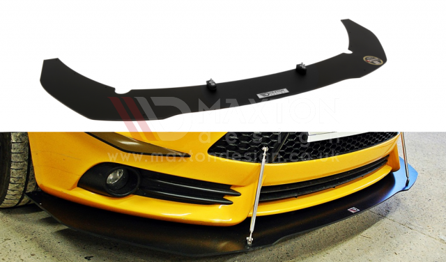 FRONT RACING SPLITTER FOCUS ST MK3 PREFACE VERSION 1