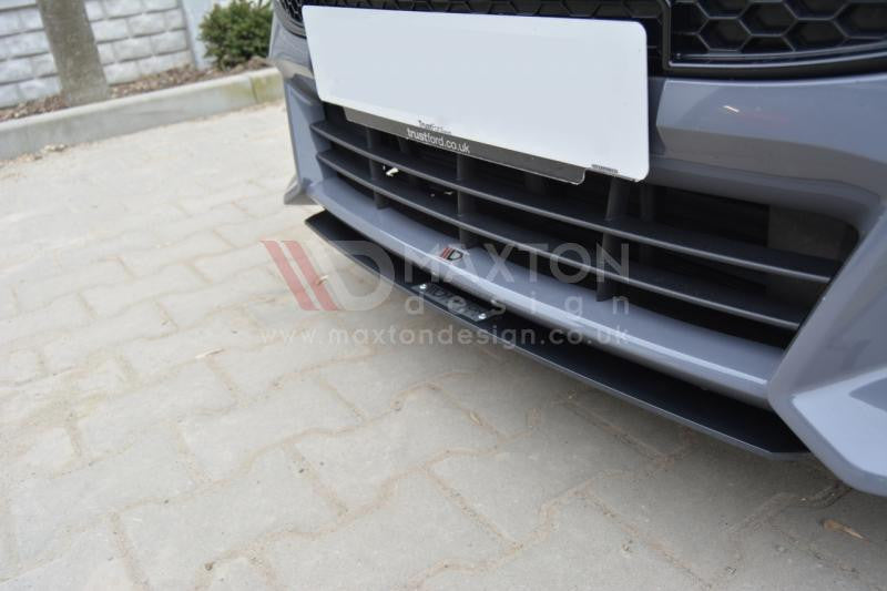 FRONT RACING SPLITTER V.3 FORD FOCUS 3 ST (FACELIFT)