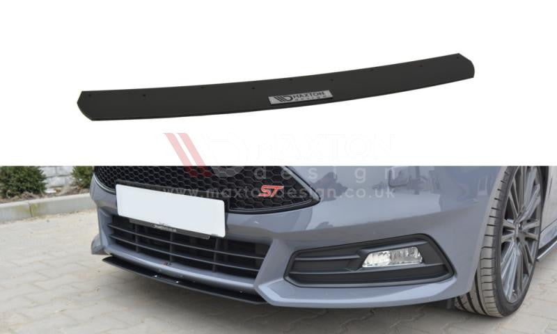 FRONT RACING SPLITTER V.3 FORD FOCUS 3 ST (FACELIFT) - Car Enhancements UK