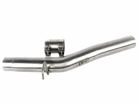 VAGSport VW Golf Mk7/7.5 'R' 2012-2019 Resonator Delete Pipe Kit (Non-GPF Models) - Car Enhancements UK